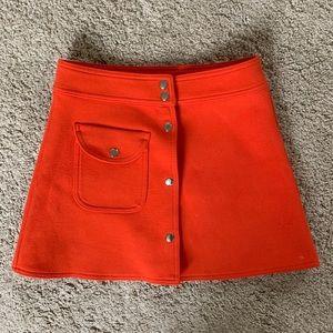 Unify orange mod skirt